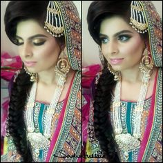 Makeup by sadaf wassan