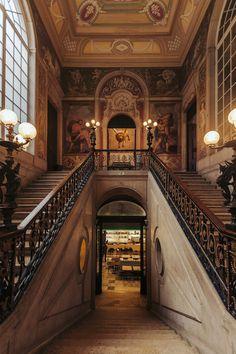 Palácio Chiado, em Lisboa,