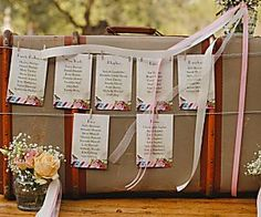 The dos and don'ts of wedding table seating plans