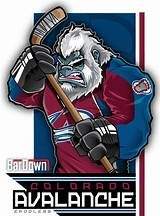 BarDown: NHL Cartoon Mascots: Atlantic