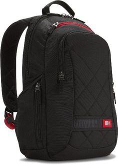 Case Logic DLBP-114 14-Inch Laptop/MacBook Air/Pro Retina Display Backpack (Black) Case Logic 51.48