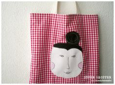 cute tote bag DOERTE € 27,50