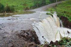 Maior tragédia ambiental desde 83 provocada por fortes chuvas. RS - Terra Brasil