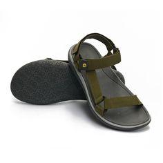 60ee11f605c12 GRITION Fashion Women Sandals Summer Light Weight Beach Flat Sandals Casual  Walking Shoes Comfortable Women Slippers