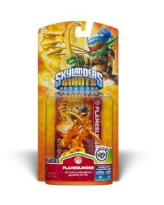 Skylanders Giants:  Exclusive Golden Flameslinger 3DS $9.99  Your #1 Source for Video Games Consoles Accessories! Multicitygames.com For Full Info Click On PIN