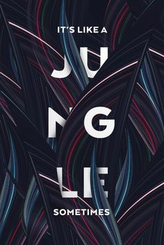 Its a jungle sometimes Art Print by HappyMelvin | Society6