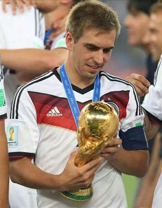 Lahm #germany Germany National Football Team, Germany Team, Philipp Lahm, Afc Ajax, Fc Bayern Munich, Sports Celebrities, World Football, Fifa World Cup, Physical Activities