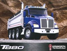 New Kenworth T880 Brochure
