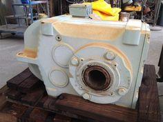 Hollow Shaft Gearedmotor