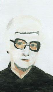 リュックタイマンスの肖像画2000