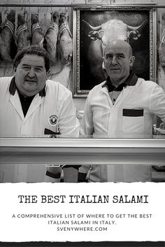 One of the best countries to buy salami is Italy. Here you will discover the best places in Florence and Milan where you can buy salami. Based on tips from locals we gave you the most authentic list of butchers and restaurants in Italy to buy your next salami and have the most complete food experience in Italy. Don't forget to share the love by repinning.
