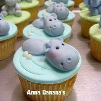 cute hippos