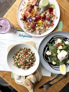 Turquoise Eatery - Melbourne Breakfast Diary