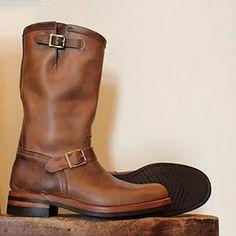 Mens Shoes Boots, Mens Boots Fashion, Shoe Boots, Men's Boots, Tall Boots, Brown Boots, Cowboy Boots, Leather Men, Leather Boots