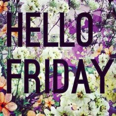 The end of the working week is here!   The Nutribox team wishes you a happy Friday and a fabulous weekend!   www.thenutribox.com