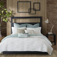Ink+Ivy Pacific Cotton 3-piece Coverlet Set | Overstock.com Shopping - The Best Deals on Quilts