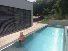 Nirobecken Montage, Outdoor Decor, Home Decor, Swiming Pool, Swim, Homemade Home Decor, Decoration Home, Interior Decorating