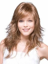 feathered hairstyles for long hair - Google Search More