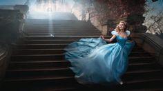 ¿Quién mejor que Scarlett Johansson para dar vida a la delicada Cenicienta?