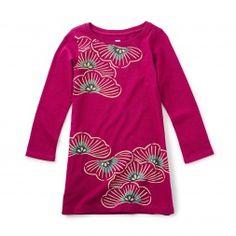 Juhi Graphic Dress | Tea Collection