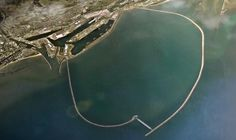 Tidal Lagoon, Swansea Bay, UK ... for more images visit http://www.power-technology.com/news/newsformal-consultation-begins-on-worlds-first-tidal-lagoon-in-uk