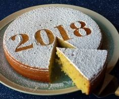Happy New Year to Everyone! In this New Year you can celebrate this occasion with Delicious Cake & fresh Flower bunches. Online Cake Delivery is an online cake gateway Celebration Store with all your answer. Greek Sweets, Greek Desserts, Greek Recipes, Vasilopita Cake, Vasilopita Recipe, Greek Cake, Greek Cookies, Cookie Recipes, Dessert Recipes