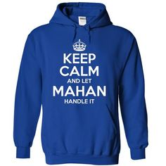 HOT-Let MAHAN Handle it 1912 T-Shirts, Hoodies (39$ ==► Shopping Now to order this Shirt!)