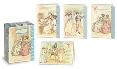 Jane Austen Note Cards - Sense and Sensibility