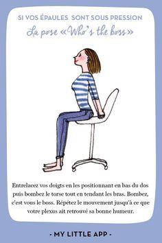 les exercices de fitness faire discr tement au bureau. Black Bedroom Furniture Sets. Home Design Ideas