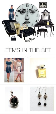 """Chic"" by lauriep78 ❤ liked on Polyvore featuring art"