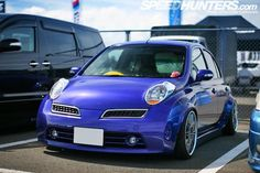 Nissan Micra Modified
