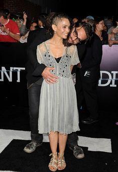 Jason Momoa Photos - 'Divergent' Premieres in LA - Zimbio