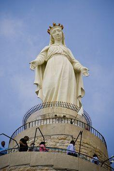 Our Lady of Lebanon - Harissa - حريصا