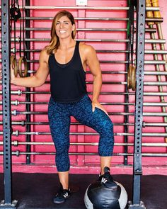 Jill Coleman Talks Getting Strong Faster and Helping Women Love Heavy Weight - BarBend