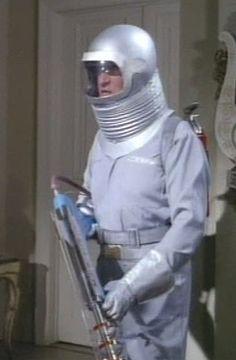 George Sanders as Mr.Freeze,  in Batman