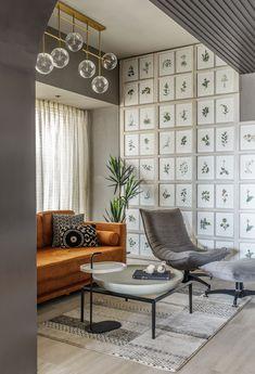 Living Room Designs, Living Room Decor, Living Spaces, Bedroom Decor, Bedroom Bed, Living Area, Interior Exterior, Home Interior Design, Interior Decorating