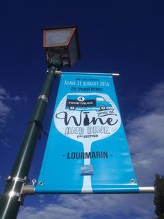 Thursday, July 21st -  Wine & Dine in Lourmarin 10 euros pass for 1 glass and 6 wines.