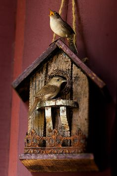 Little Wrens Birdhouse!