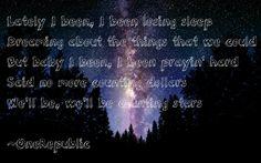 #OneRepublic #counting #stars