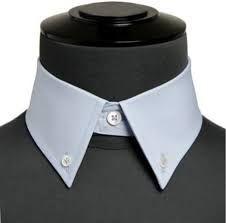 Resultado de imagen para cuello americano para cara redonda hombre