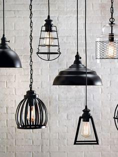 Shining examples. Shop more lighting.