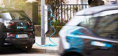 Light & Charge  Schnell. Sauber. Emissionsfrei. Umrüstung vorhandener Infrastrukturen auf Light & Charge. Unter http://a4-i.com/de/light-and-charge/