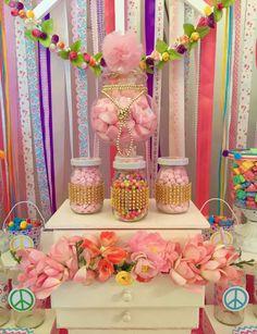 Hippie Chic Birthday Party Ideas | Photo 10 of 20