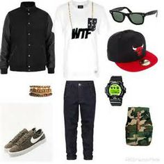 teen boys fashion. Swagger OutfitsSwag Outfits For GuysMens