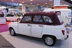 Renault 4 Sinpar Torpédo Prototype, 1968