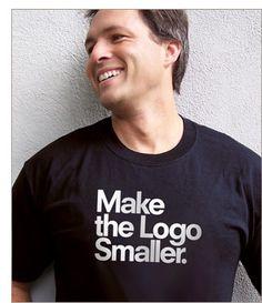 """needs to say """"make the logo bigger"""""""