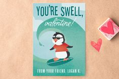 You're Swell by Erica Krystek at minted.com