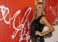 """Taylor Armstrong of """"Real Housewives of Beverly Hills"""""""