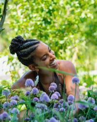 The Plants of Black Freedom Webinar with Leah Penniman of Soul Fire Farm