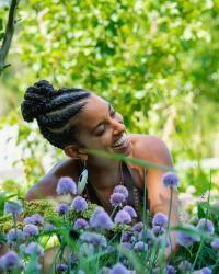 The Plants of Black Freedom Webinar with Leah Penniman of Soul Fire Farm